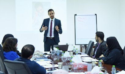 AAU organizes a workshop about Writing Effective Emails