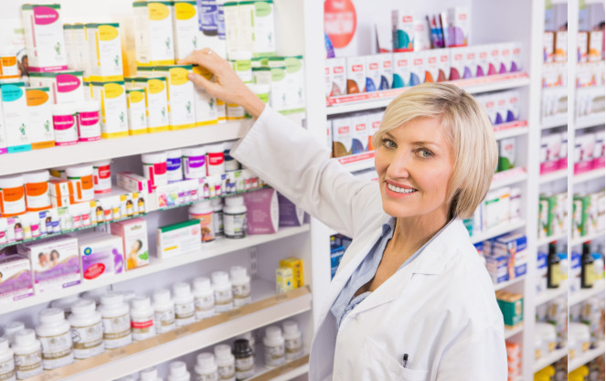 Ask the pharmacists to help you in choosing cosmetics
